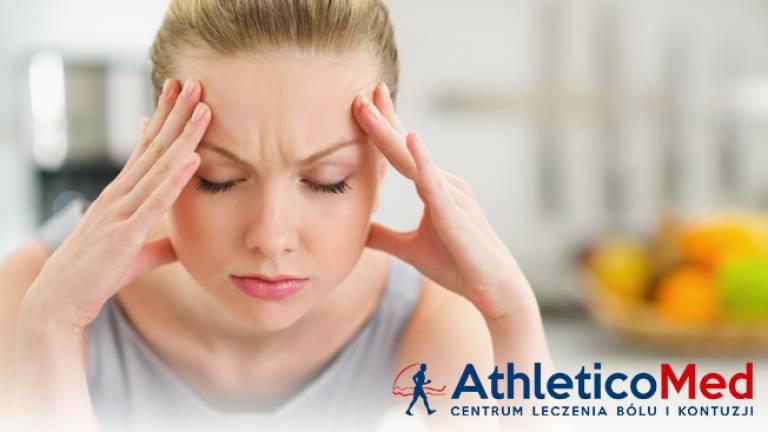migrena - 10 błędów podczas leczenia