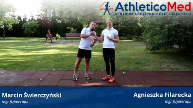 Stretching dynamiczny jako przygotowanie do treningu biegowego