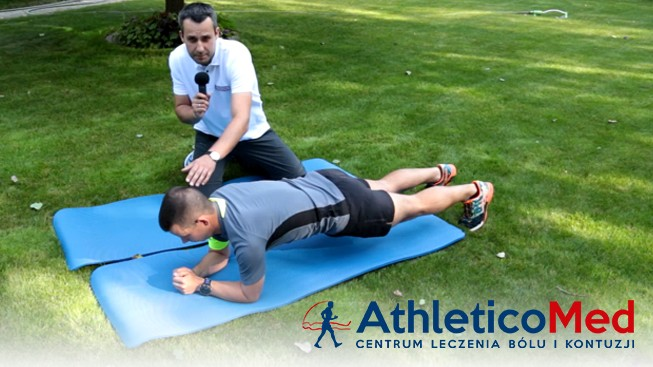 bóle w dolnej części kręgosłupa